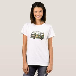 Le T-shirt avec camouflés Renault Estafette