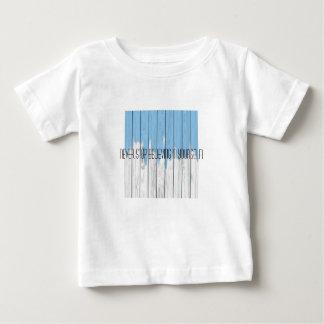 Le T-shirt avec la citation de inspiration CROIENT