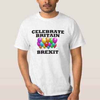 Le T-shirt célèbrent la Grande-Bretagne Brexit