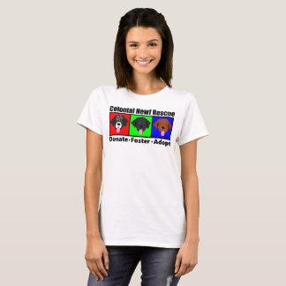 Le T-shirt classique des femmes