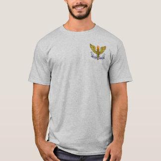 Le T-shirt classique des hommes de commutateur