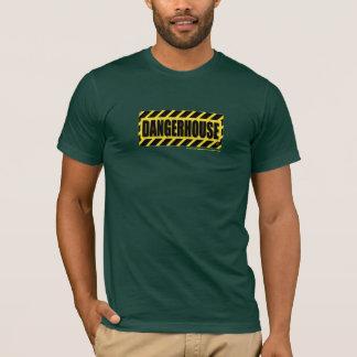 Le T-shirt Dangerhouse enregistre la CHEMISE JAUNE