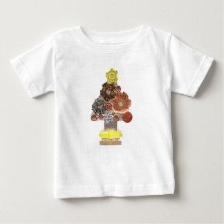 Le T-shirt d'aucun bébé d'arrière - plan de