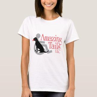 Le T-shirt de base de la femme