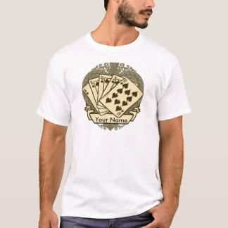 Le T-shirt de base des bons hommes de main de