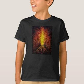 Le T-shirt de base des enfants naturels