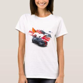 Le T-shirt de base des femmes d'adaptateur de
