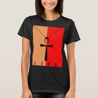 Le T-shirt de base des femmes d'Ankh