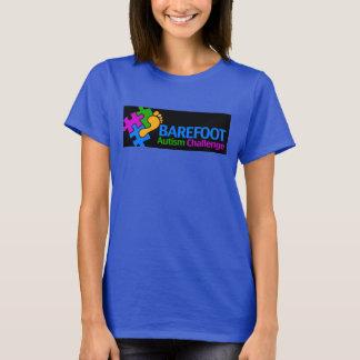 Le T-shirt de base des femmes de CCB (horizontal)