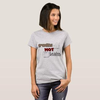 """Le T-shirt de base des femmes """"traîne PAS"""