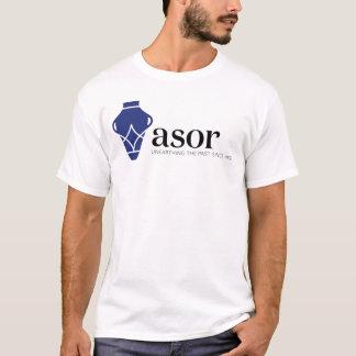 Le T-shirt de base des hommes d'ASOR