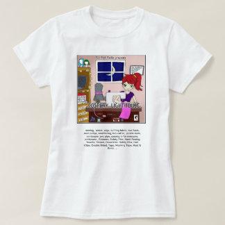 Le T-shirt de base des hommes de phare de Cosplay
