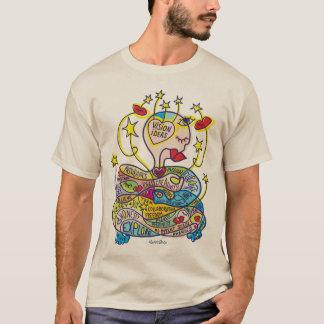 Le T-shirt de base des hommes élégants