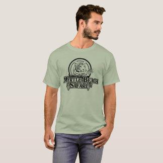 Le T-shirt de base des hommes - KHACKI