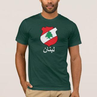 Le T-shirt de COA des hommes arabes libanais de