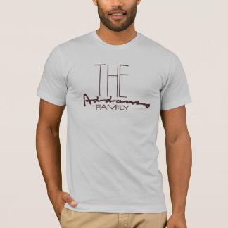 Le T-shirt de film de famille d'Addams