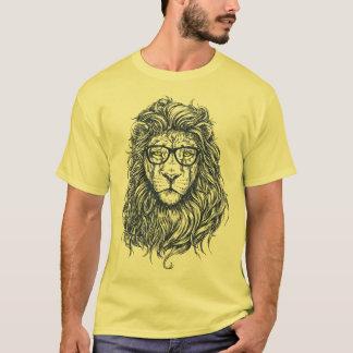 Le T-shirt de hippie des hommes drôles frais de