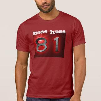 Le T-shirt de Hoss de patron d'Indianheads