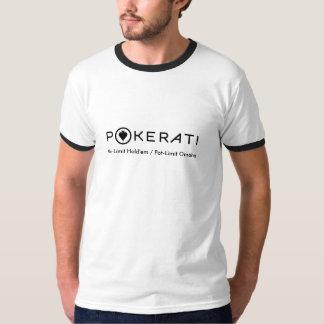 Le T-shirt de jeu de Pokerati