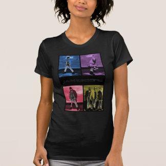 Le T-shirt de la femme de couleur de James Dore 4