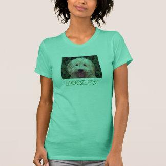 """Le T-shirt de la femme de """"GRIFFONNAGE"""""""