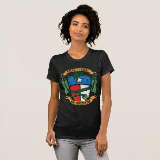 Le T-shirt de la femme de NTRPGCon