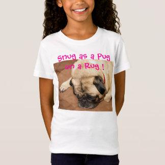 Le T-shirt de la fille avec Ernie le carlin