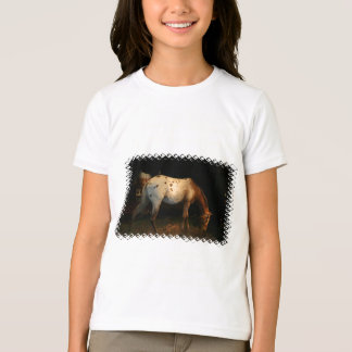 Le T-shirt de la fille d'Appaloosa