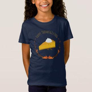 Le T-shirt de la fille de la tranche | de tarte de
