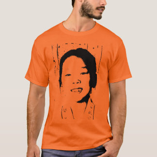 Le T-shirt de la petite olive