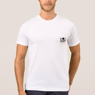 Le T-shirt de l'AJP des hommes a fait