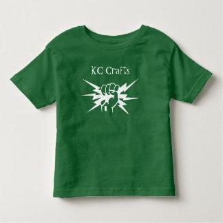 Le T-shirt de l'enfant