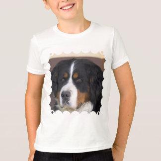 Le T-shirt de l'enfant de Berner Sennenhund