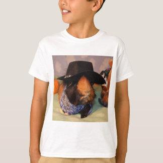 Le T-shirt de l'enfant de Karl de cowboy