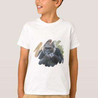 Le T-shirt de l'enfant de primat de gorille