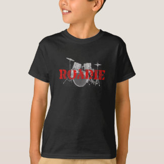 Le T-shirt de l'enfant de Roadie de rock