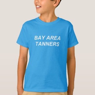 Le T-shirt de l'enfant de Tanners de région de