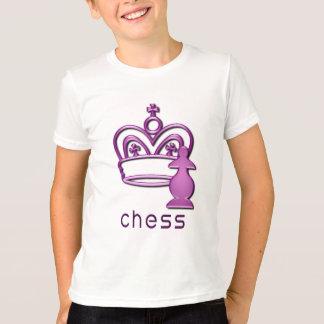 Le T-shirt de l'enfant d'échec et mat