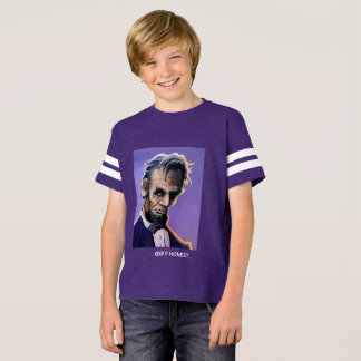 Le T-shirt de l'enfant d'illustrations originales