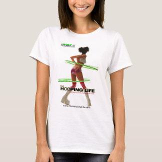 Le T-shirt de Montréal de la vie de Hooping
