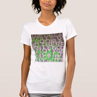 Le T-shirt de NYC Ltd OOAK de concepteur de