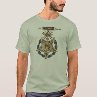 Le T-shirt de peloton d'honneur (taupe)