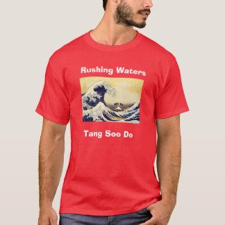 Le T-shirt de RWTSD, les eaux de précipitation,