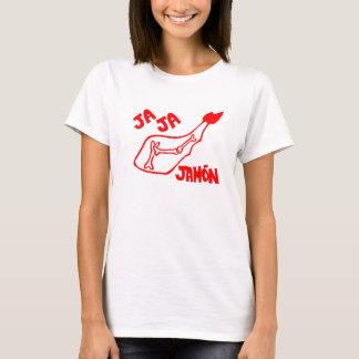 Le T-shirt des dames