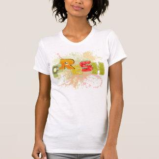 Le T-shirt des dames FRAÎCHES