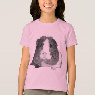 "Le T-shirt des enfants de cobaye de B&W ""Betty"""