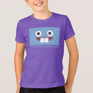 Le T-shirt des enfants de dents de BBSS