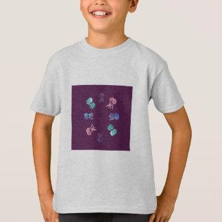 Le T-shirt des enfants de méduses