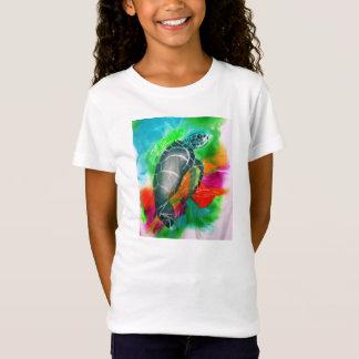 le T-shirt des enfants de tortue de mer, Maui,