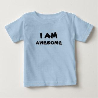 le T-shirt des enfants - JE SUIS copie